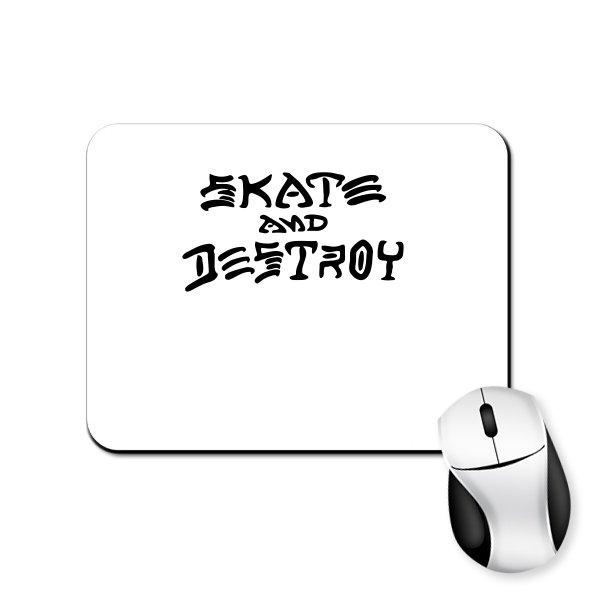 Коврик для мыши Thrasher Skate and Destroy