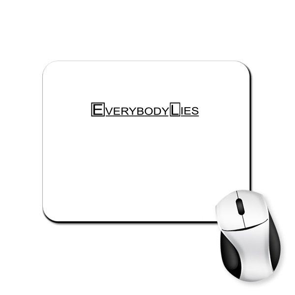 Коврик для мыши Everybody Lies