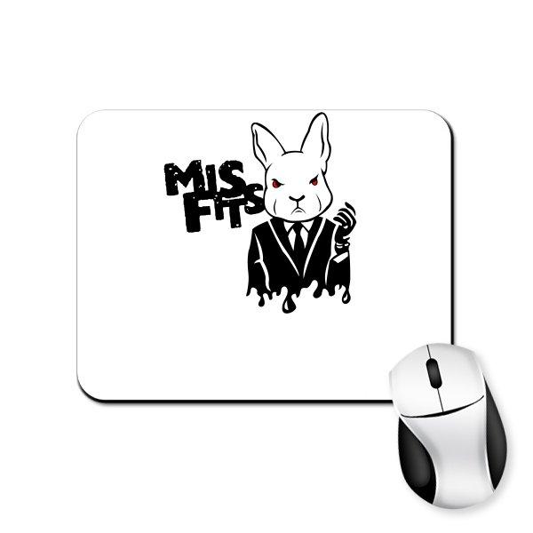 Коврик для мыши Misfits (кролик из сериала)