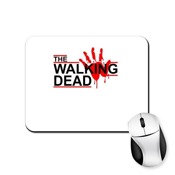 Коврик для мыши Walking Dead