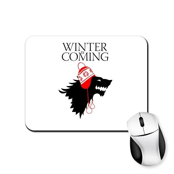 Коврик для мыши Зима Близко