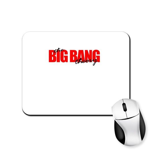 Коврик для мыши The Big Bang Theory