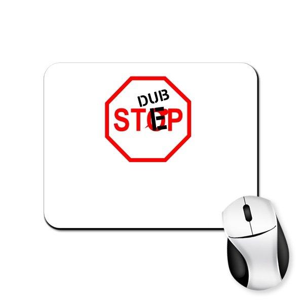 Коврик для мыши Знак Dupstep