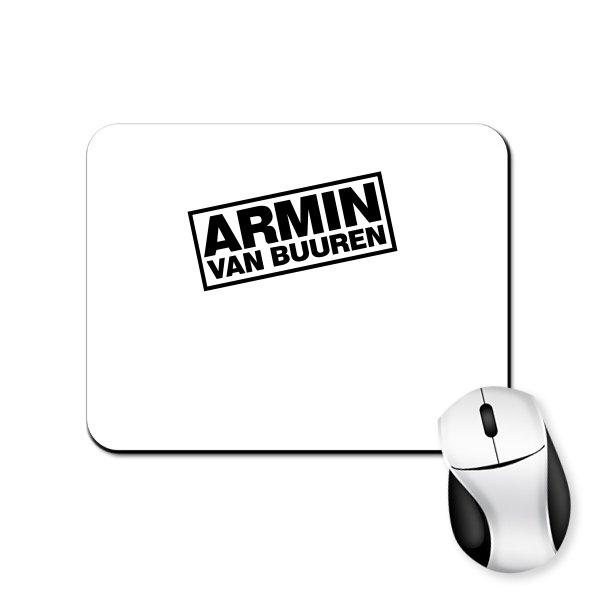 Коврик для мыши Armin van Buuren