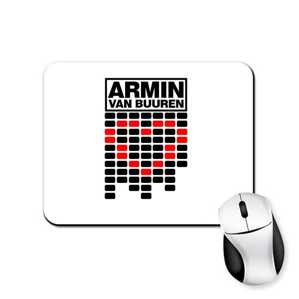 Коврик для мыши Armin van Buuren сердце