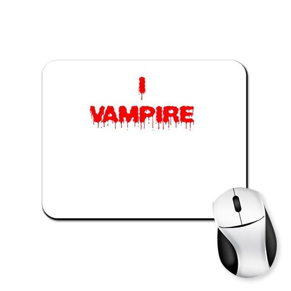 Коврик для мыши Я Вампир