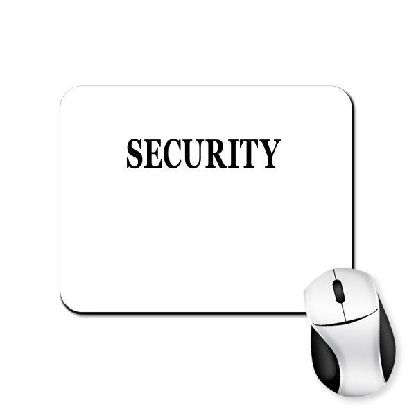 Коврик для мыши Security