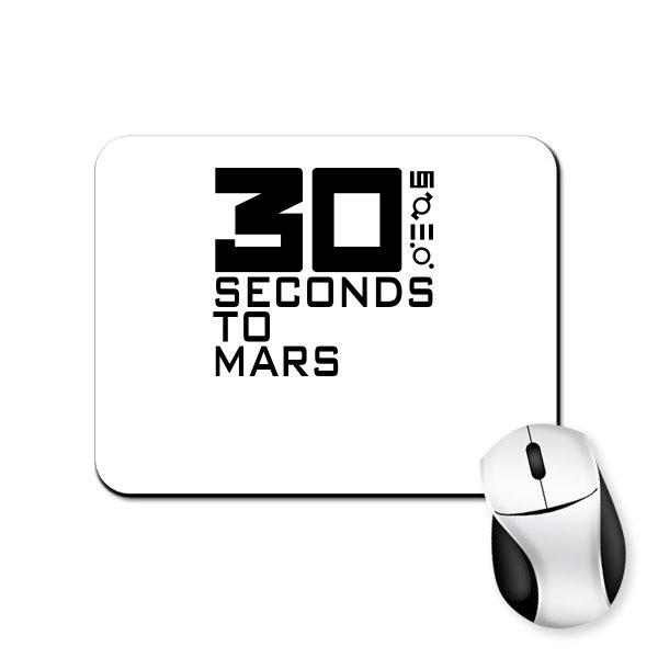 Коврик для мыши 30 seconds to mars