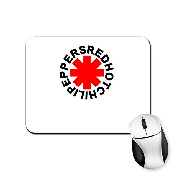 Коврик для мыши Red Hot Chili Peppers
