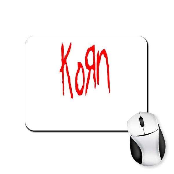 Коврик для мыши С группой Korn