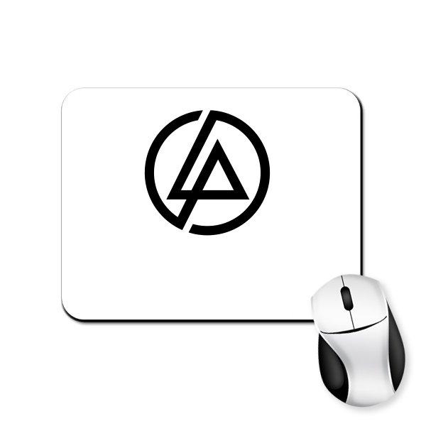 Коврик для мыши С логотипом Linkin Park