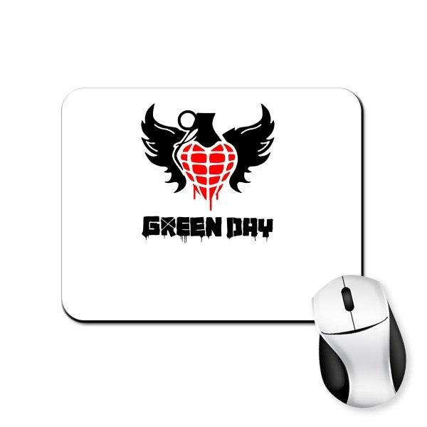 Коврик для мыши Green Day