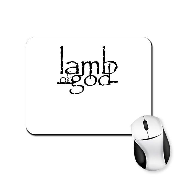 Коврик для мыши Lamb of God