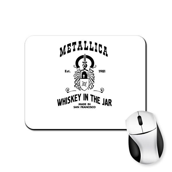 Коврик для мыши с Металликой