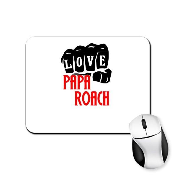 Коврик для мыши Papa Roach