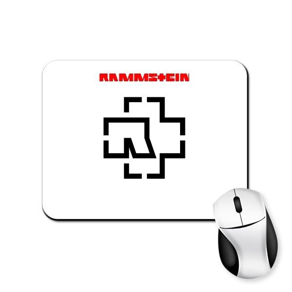 Коврик для мыши Rammstein