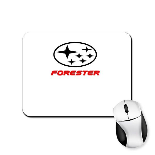 Коврик для мыши Subaru Forester