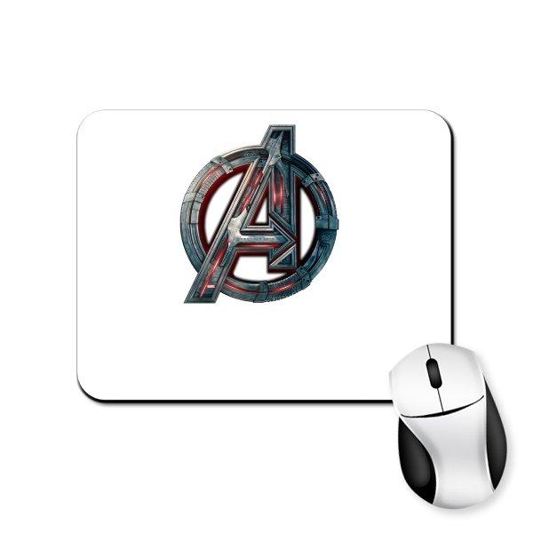 Коврик для мыши Знак Капитана Америки