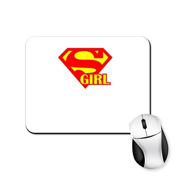 Коврик для мыши Super Girl