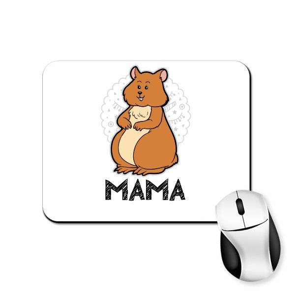 Коврик для мыши Мама