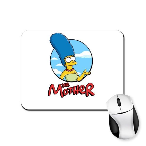 Коврик для мыши Мама (Симпсоны)