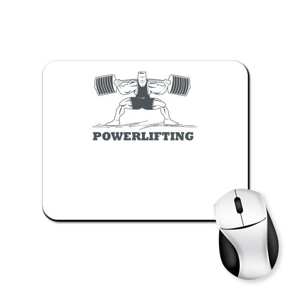 Коврик для мыши Powerlifting Стойка