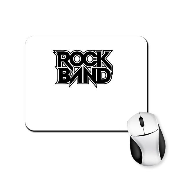 Коврик для мыши Rock Band