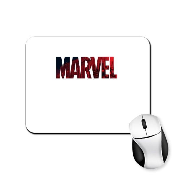 Коврик для мыши Marvel logo