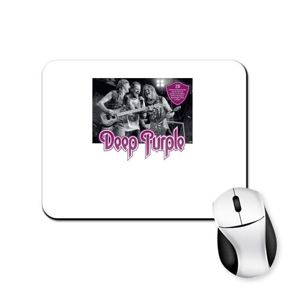 Коврик для мыши Deep Purple музыканты