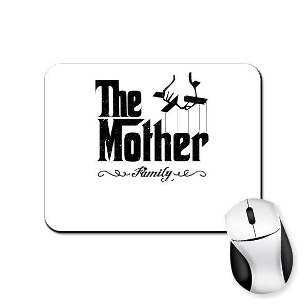 Коврик для мыши Мама главная в семье