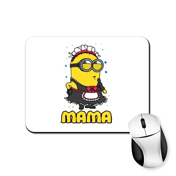 Коврик для мыши Мама Миньон