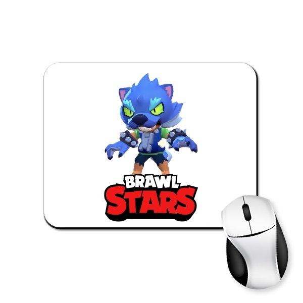 Коврик для мыши Brawl Stars Werewolf