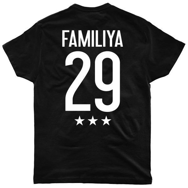 Мужская футболка Звездная Фамилия