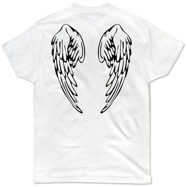 Мужская футболка Крылья Ангела