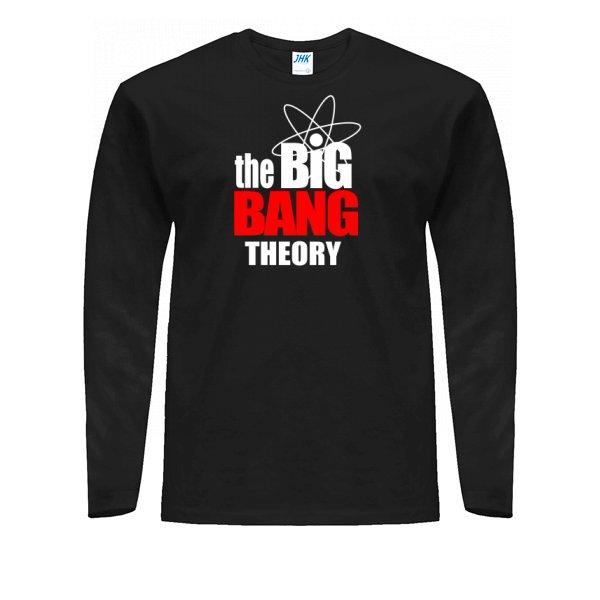Мужской лонгслив The big bang theory