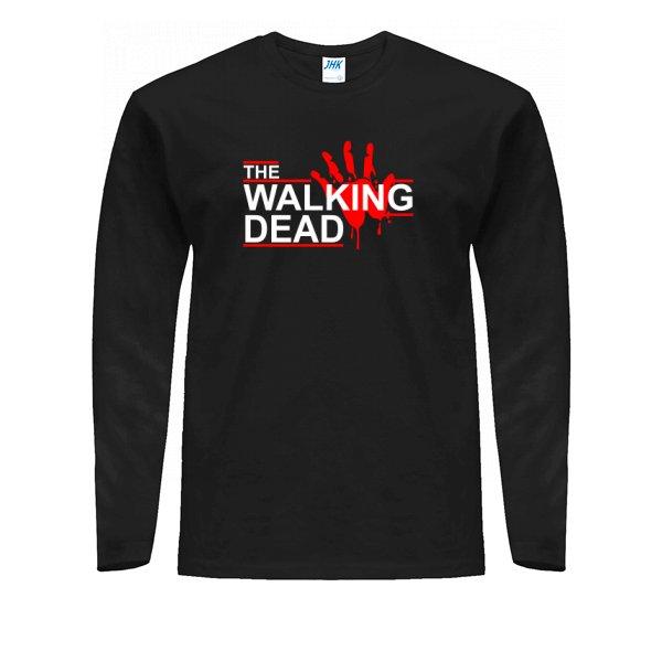Мужской лонгслив Walking Dead