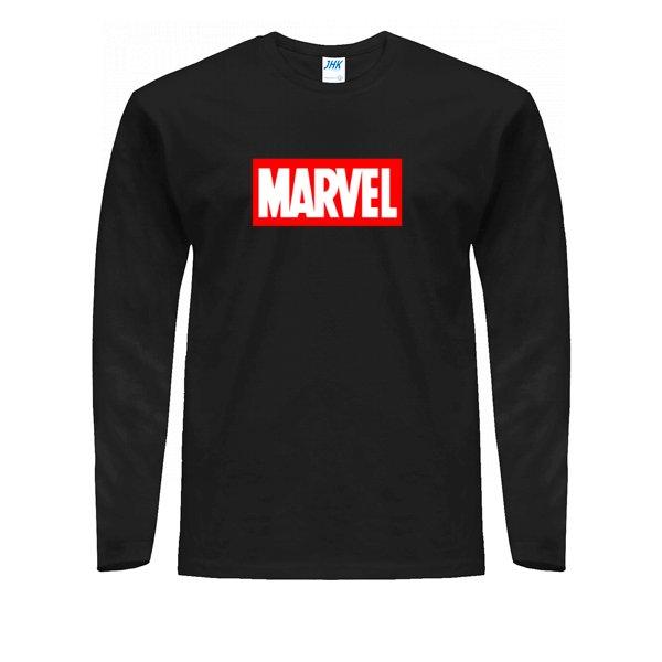 Мужской лонгслив Marvel