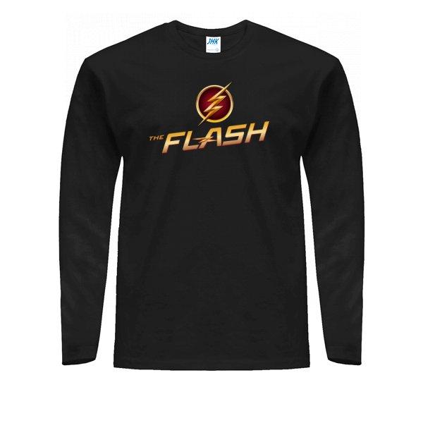 Мужской лонгслив Flash
