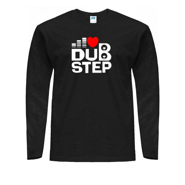 Мужской лонгслив Dub Step