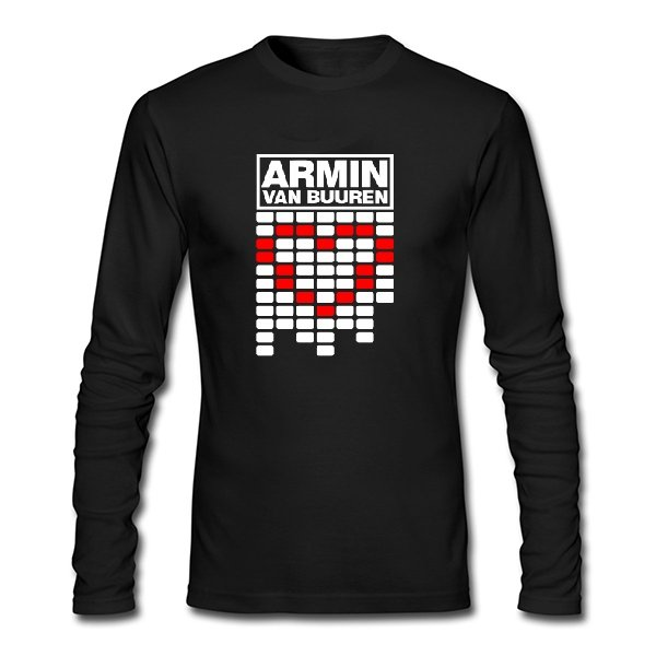 Мужской лонгслив Armin van Buuren сердце
