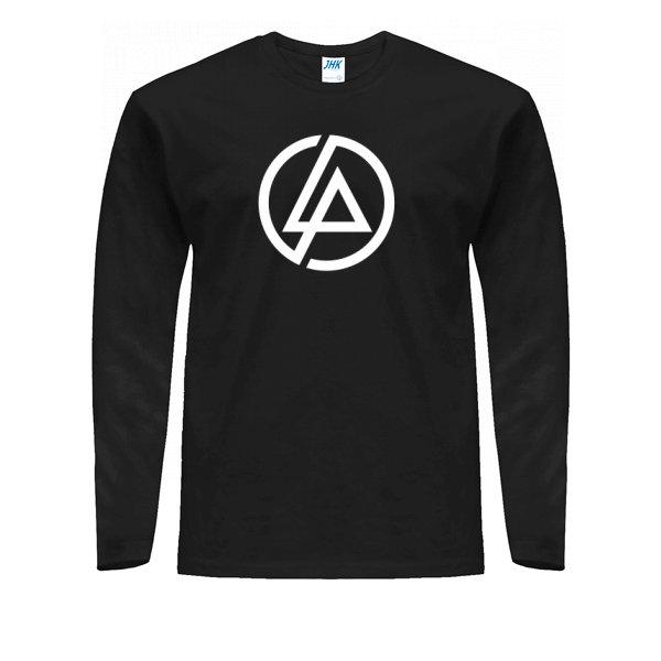 Мужской лонгслив С логотипом Linkin Park