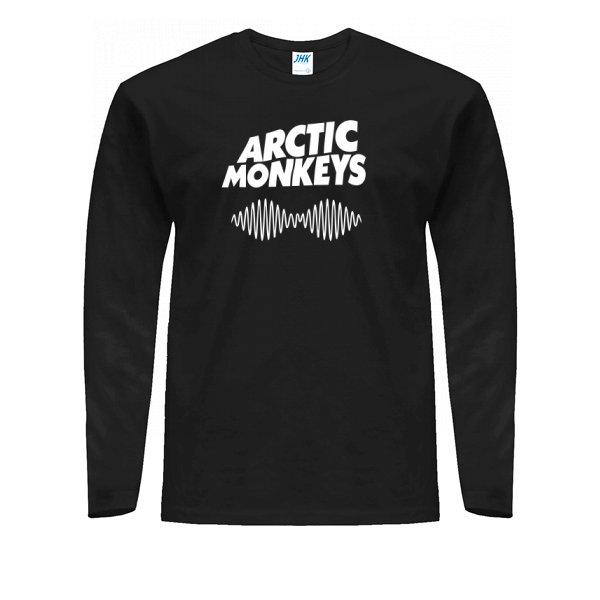Мужской лонгслив Arctic Monkeys