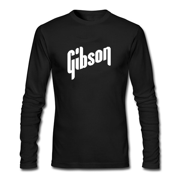 Мужской лонгслив Gibson