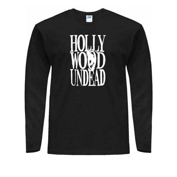 Мужской лонгслив с Hollywood Undead