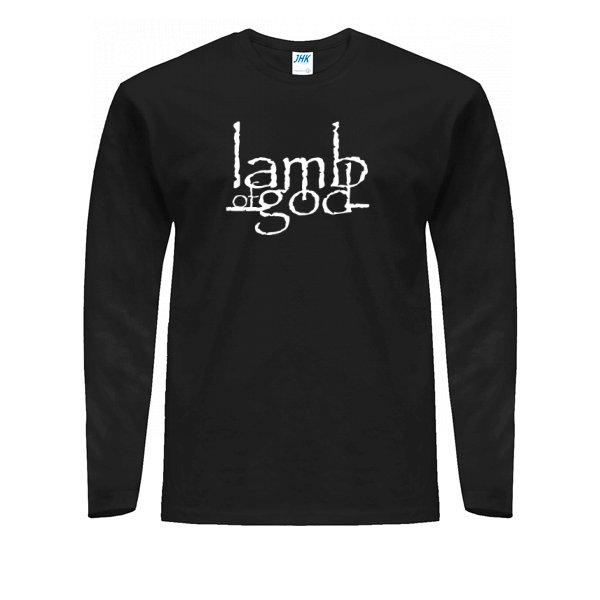 Мужской лонгслив Lamb of God