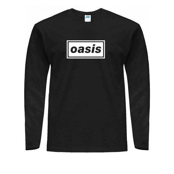 Мужской лонгслив Oasis