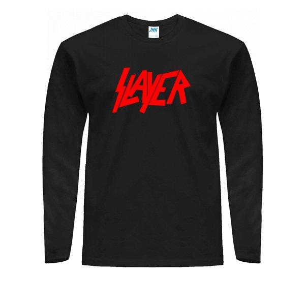 Мужской лонгслив Slayer