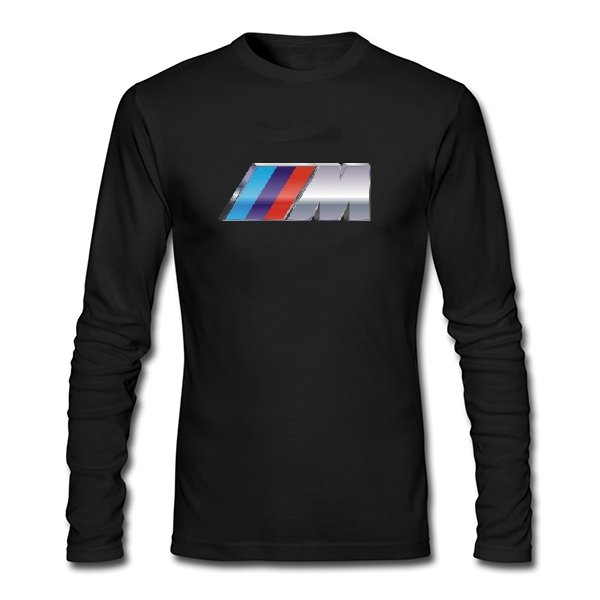 Мужской лонгслив BMW M 3D