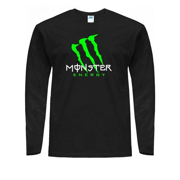 Мужской лонгслив Monster Energy
