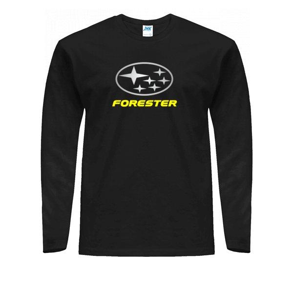 Мужской лонгслив Subaru Forester